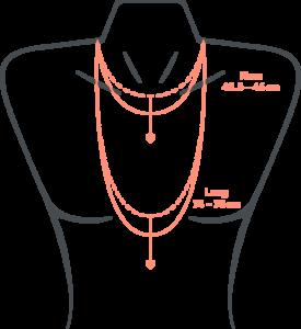 Kettenlängen monchic